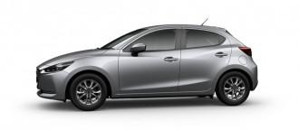 2020 Mazda 2 DJ Series G15 Pure Hatchback image 22