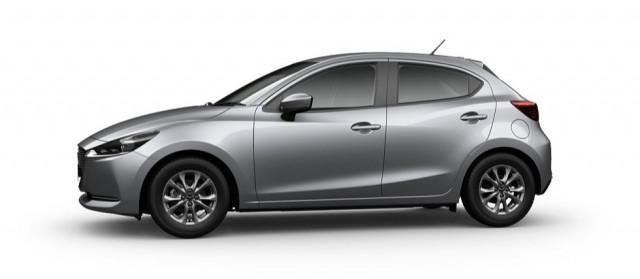 2020 Mazda 2 DJ Series G15 Pure Hatchback Mobile Image 22