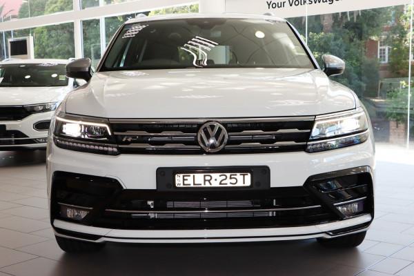 2021 Volkswagen Tiguan 5N 140TDI Highline Allspace Suv