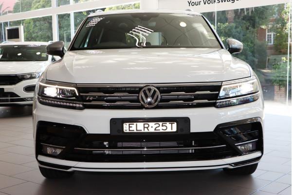 2021 Volkswagen Tiguan 5N 140TDI Highline Allspace Suv Image 4