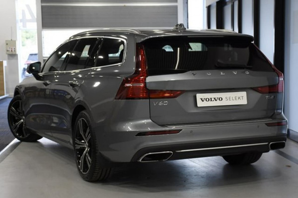 2019 Volvo V60 (No Series) MY20 T5 Inscription Wagon Image 2