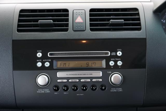 2006 Suzuki Swift RS415 RS415 Hatch Image 12