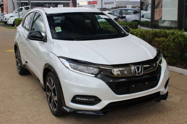 2020 Honda HR-V RS Hatchback Image 3
