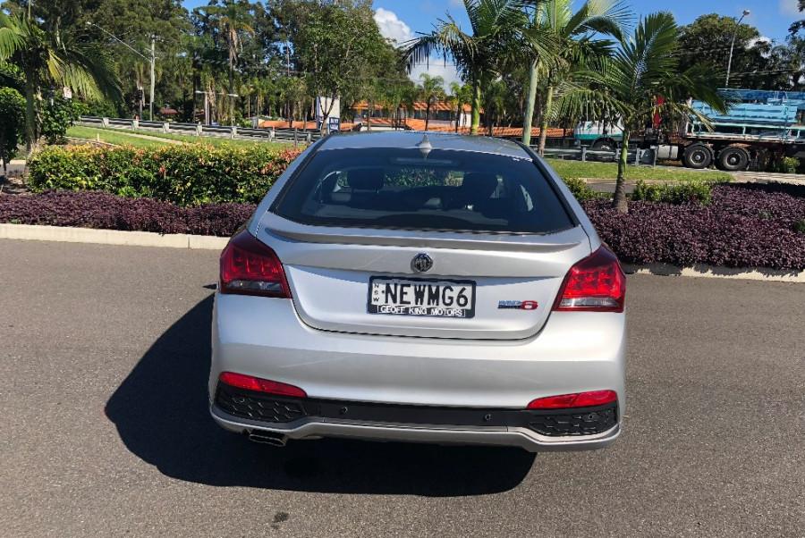 2016 MY17 MG MG6 PLUS IP2X Soul Hatchback