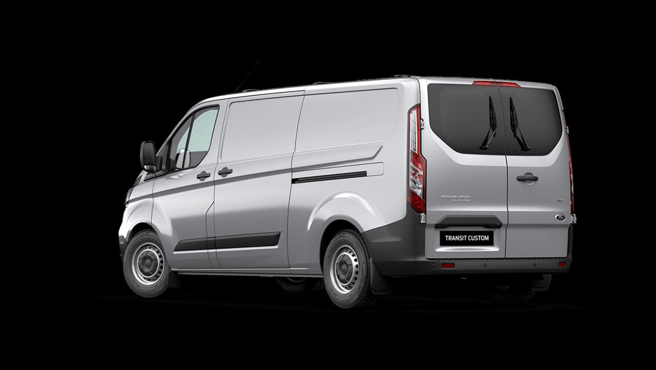 2020 MY20.5 Ford Transit VN Custom 340L LWB Van Image 5