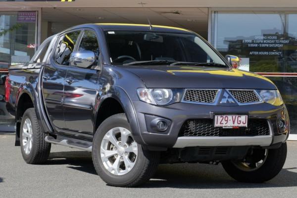 Mitsubishi Triton GLX-R Double Cab MN MY15
