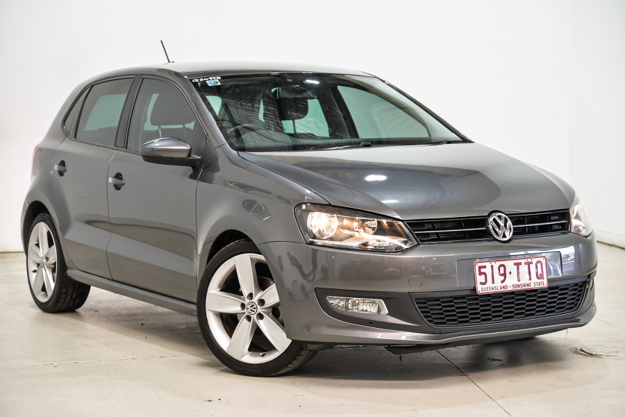 2014 Volkswagen Polo 77 Tsi Comfortline