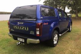 2018 Isuzu UTE D-MAX IO 4x4 LS-U Crew Cab Ute Ute Image 4