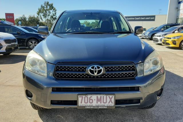 2008 Toyota RAV4 ACA33R  CV Suv Image 2