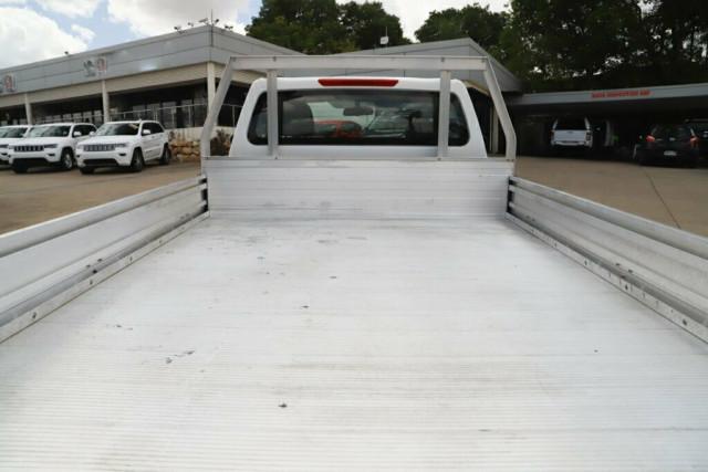 2017 Nissan Navara D23 S2 RX 4x2 Cab chassis Image 9