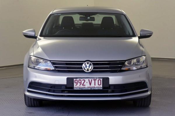 2014 Volkswagen Jetta 1B 118TSI Sedan Image 2