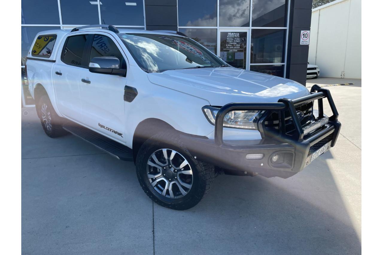 2019 Ford Ranger PX MKIII 2019.00MY WILDTRAK Ute
