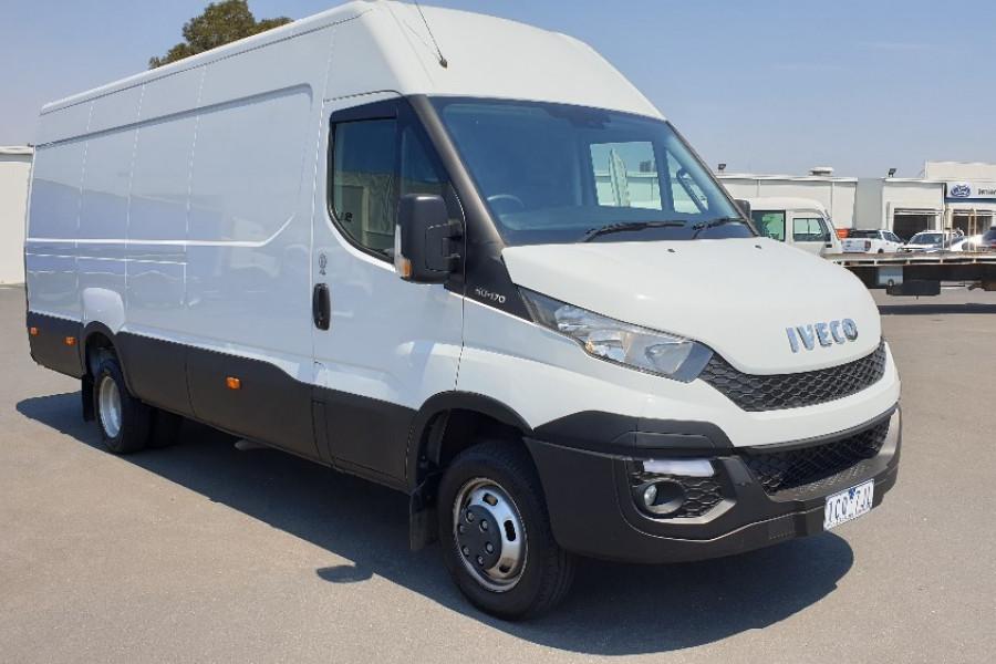 2015 Iveco Daily 50C17 Van