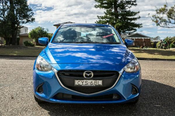 2014 Mazda 2 DJ2HA6 Neo Hatchback Image 3