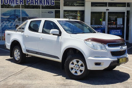 Holden Colorado LS-X RG