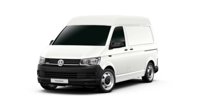2017 MY18 Volkswagen Transporter T6 SWB Van Medium Roof Van