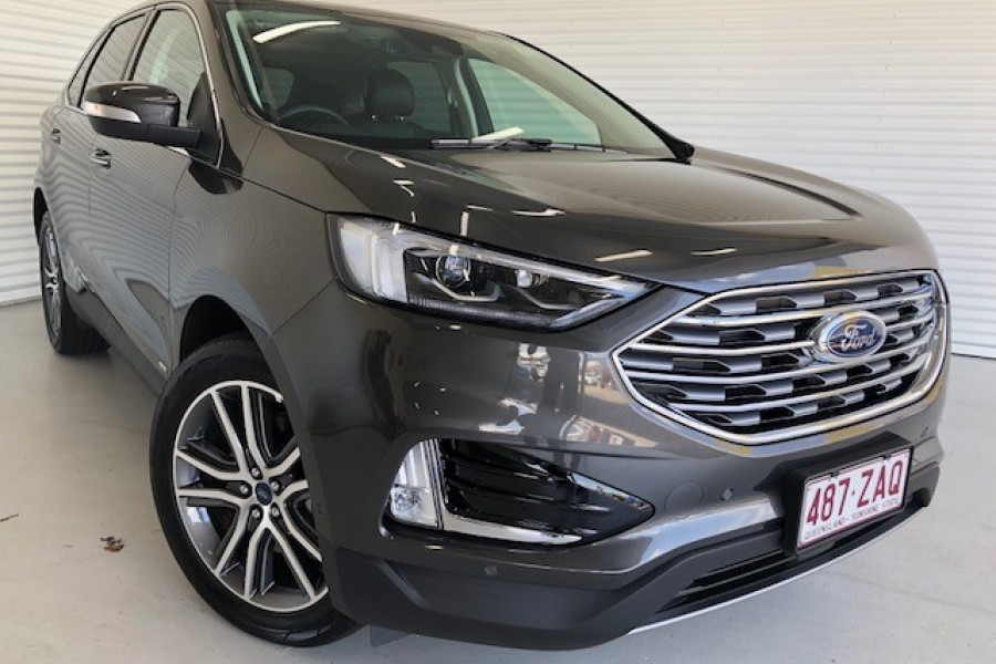 2018 MY19.75 Ford Endura CA 2019MY TITANIUM Suv