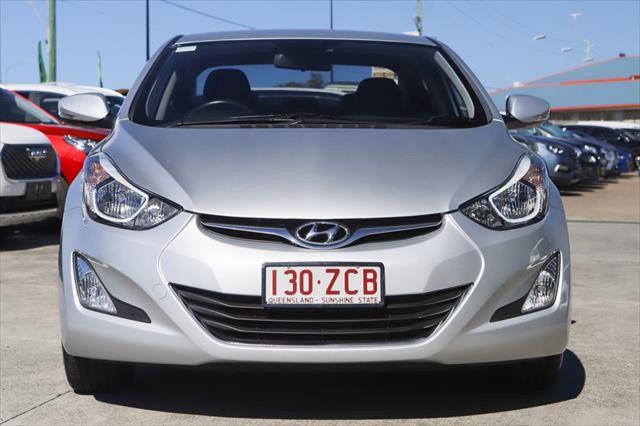 2014 Hyundai Elantra MD3 SE Sedan Image 7
