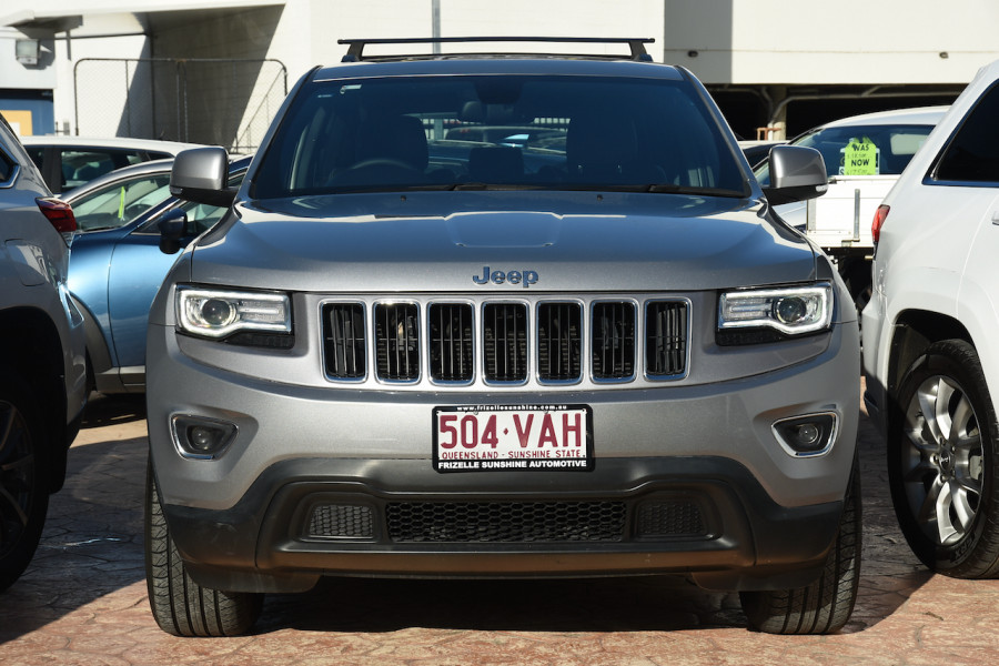 2014 Jeep Grand Cherokee WK MY2014 Laredo Suv