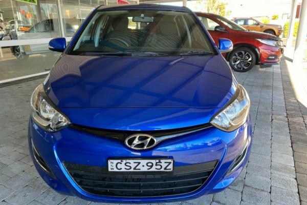 2014 Hyundai i20 Active Hatchback