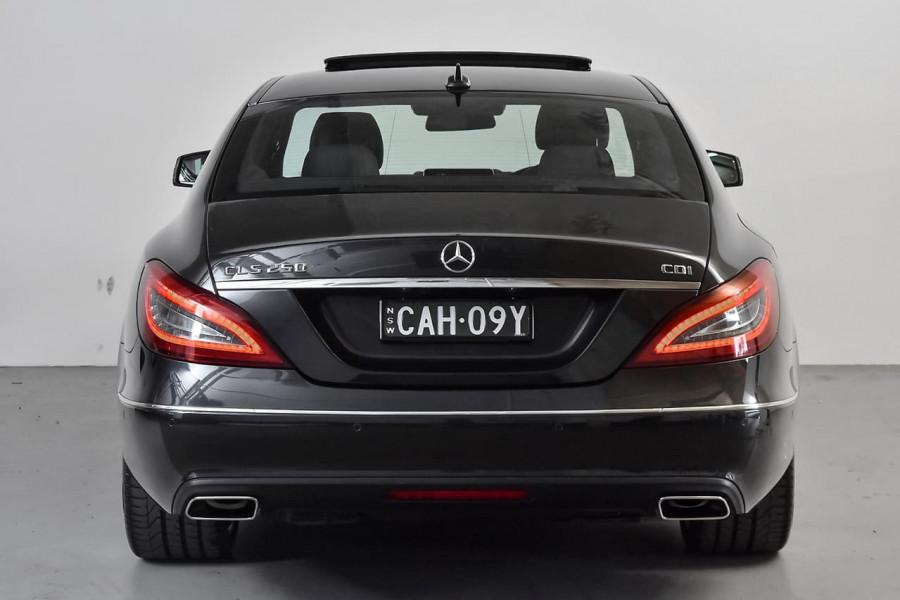2015 Mercedes-Benz Cls-class CLS250 CDI