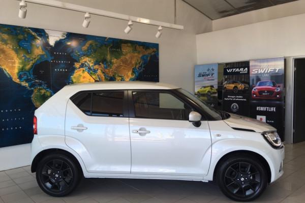 2019 MY18 Suzuki Ignis MF GLX Hatchback Image 2