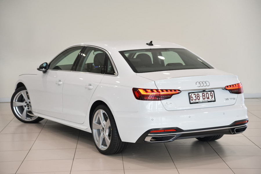 2020 Audi A4 Auto