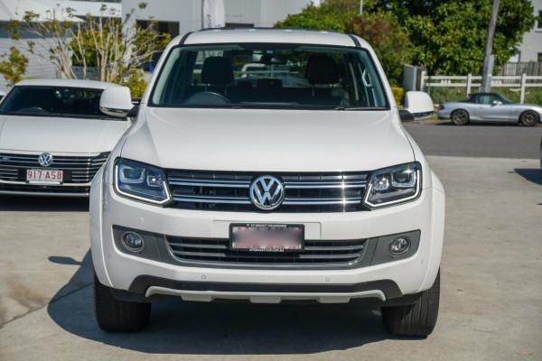 2015 Volkswagen Amarok 2H MY15 TDI420 4Motion Perm Ultimate Utility Image 5