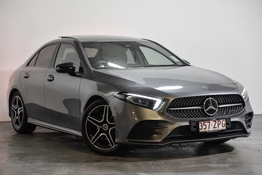 2019 Mercedes-Benz A-class A180