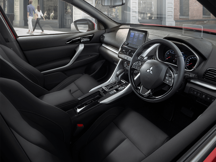 Eclipse Cross First class comfort and functionality