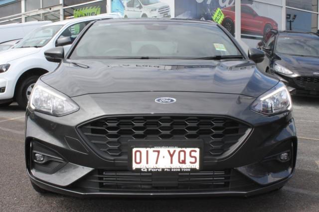 2018 MY19 Ford Focus SA ST Line Hatch Hatch