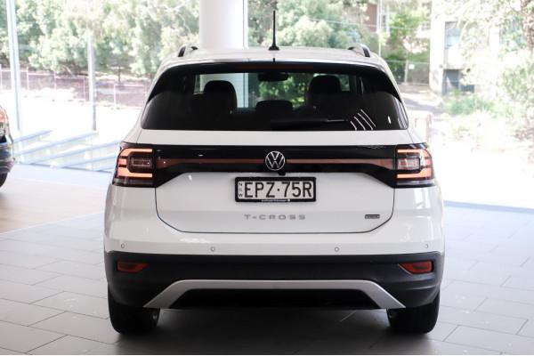 2021 Volkswagen T-Cross CityLife Black 1.0L T/P 7Spd DSG Suv Image 5