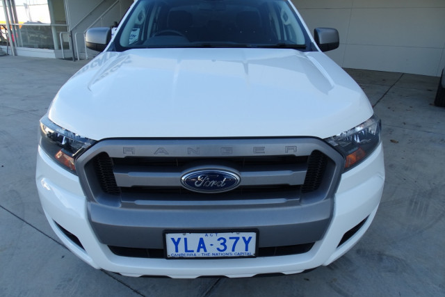 2016 Ford Ranger 4x4 XLS Double Cab Pickup 3.2L