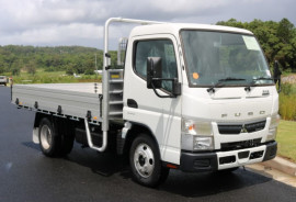 Fuso Canter 515 CITY CAB Tradesman Tra SAFETY PACK + INSTANT ASSET WRITE OFF 515 CITY CAB 515 AUTO