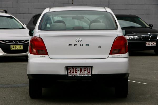 2000 Toyota Echo NCP12R NCP12R Sedan Image 4
