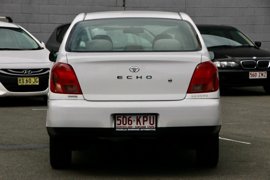 2000 Toyota Echo NCP12R NCP12R Sedan