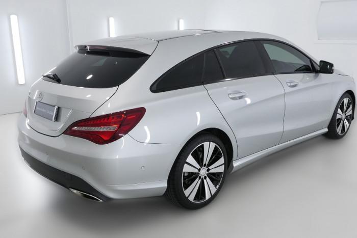 2016 MY06 Mercedes-Benz Cla200 X117 806MY CLA200 Wagon