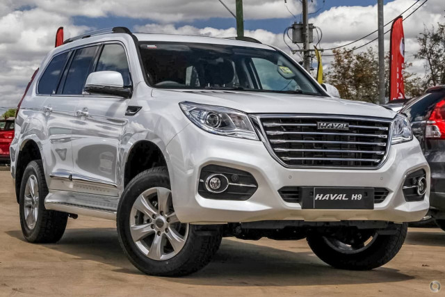 2020 MY19 Haval H9 LUX Suv
