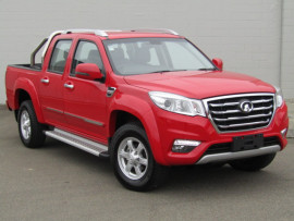 Great Wall Steed Dual Cab 4x2 2.4l