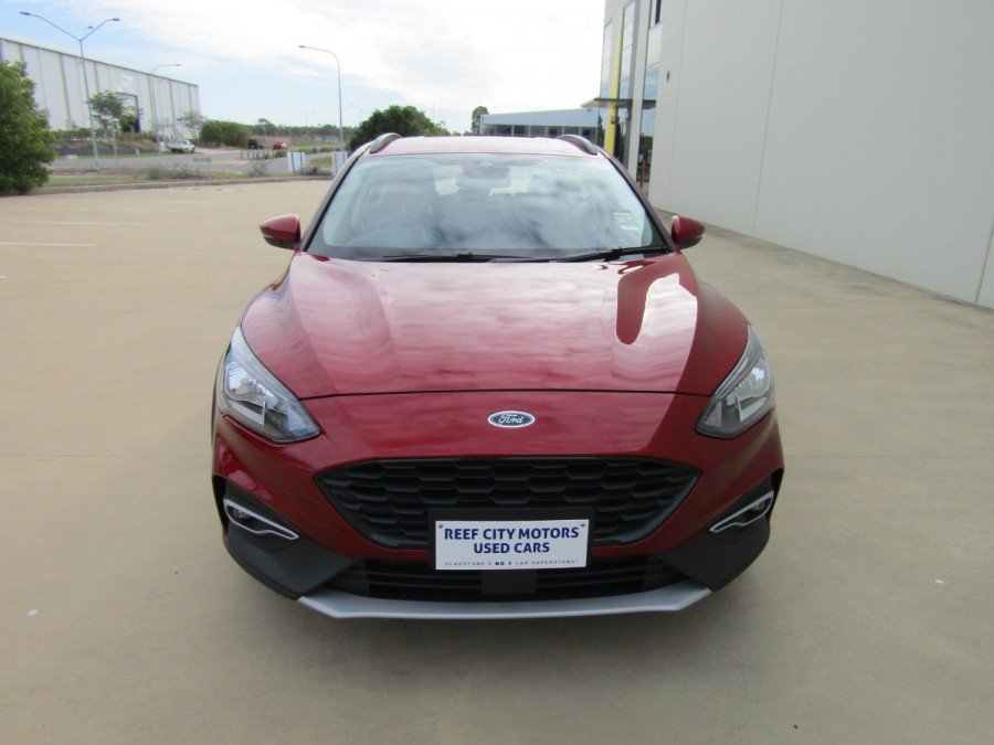 2019 MY20.25 Ford Focus SA 2020.25MY ACTIVE Hatchback Image 4