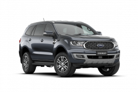 Ford Everest Trend UA II