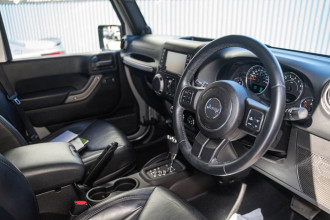 2014 Jeep Wrangler JK MY14 Unlimited Sport Softtop Image 5