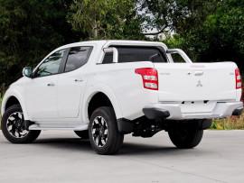 2018 Mitsubishi Triton MQ Exceed Double Cab Pick Up 4WD Utility
