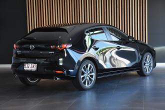 2019 Mazda 3 BP G25 Evolve Hatch Hatchback Image 3