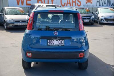 2013 Fiat Panda 150 Easy Hatchback Image 4