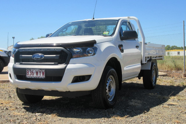 2017 Ford Ranger PX MkII 4x4 XL Single Cab Chassis 3.2L Cab chassis