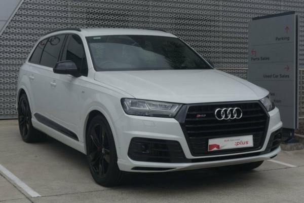 Audi Sq7 TDI 4M MY17