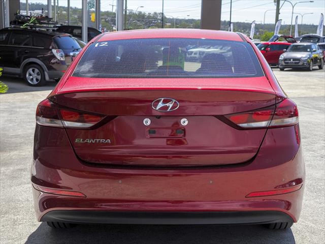2016 Hyundai Elantra AD MY17 Active Sedan Image 4