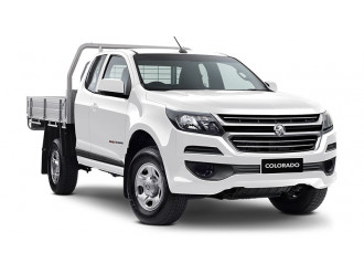 Holden Colorado 4x4 Space Cab Chassis LS RG