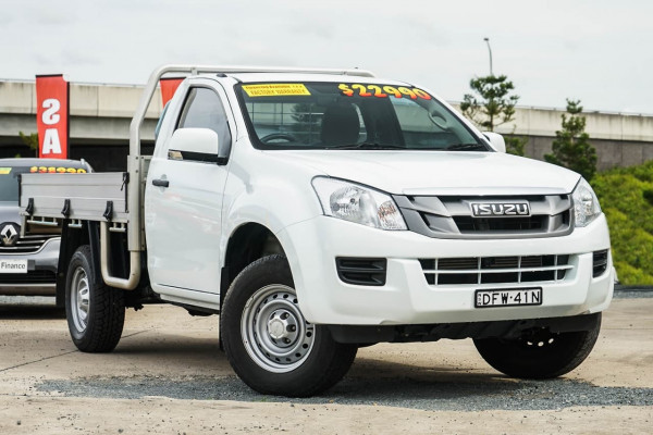 Isuzu Ute D-MAX High MY